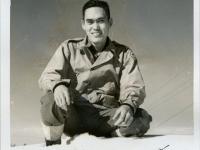 Pvt S. Kimura (Courtesy of Joyce Walters)
