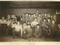 Shelby '43: Shige, Hidenobu's brother. Headquarters Service Co. (Courtesy of Joyce Walters)