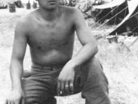 Ghedi, Italy - June, 1945. [Courtesy of Carol Inafuku]