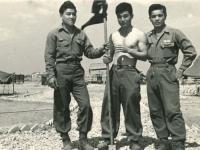 Ghedi, June 1945. [Courtesy of Carol Inafuku]
