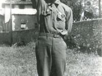 Lecco, Italy - July, 1945. [Courtesy of Carol Inafuku]