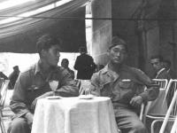 Lecco, Italy. July, 1945. [Courtesy of Carol Inafuku]