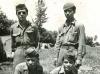May 23, 1945. Ghedi, Italy. [Courtesy of Carol Inafuku]