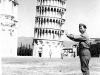 Soldiers visit the Leaning Tower of Pisa, Italy [Courtesy of Carol Inafuku]