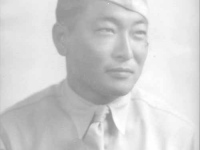 Isaac Akinaka, 1940's [Courtesy of Ken Akinaka]