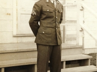 Richard Miyashiro in uniform. (Courtesy of Gloria Miyashiro)
