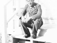 Raymond Taomae Albert Nozaki [Courtesy of Goro Sumida]