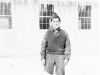 Leighton Goro Sumida at Camp McCoy, Wisconsin, winter 1942 [Courtesy of Goro Sumida]