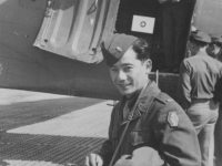 Lt. Henry Oyasato, F Company (Courtesy of Joy Teraoka)