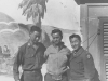 Capt. G. Takahashi, Denis Teraoka and Lt. Michio Takata