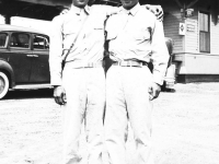 """Two Pals"" Pvt. Cashita (Courtesy of Alvin Tsukayama)"