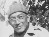 S/Sgt. Eugne Kawakami.  [Courtesy of Janice Uchida Sakoda]