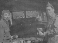 Hajime Yamane and Ken Kaneko [Courtesy of Ukichi Wozumi]