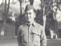 Wallace T. Teruya, 1942 (Courtesy of Ethel Teruya)