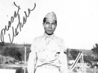 Masa Uehara. RichLand Center Wis. August 12, 1942. [Courtesy of Carl Tonaki]