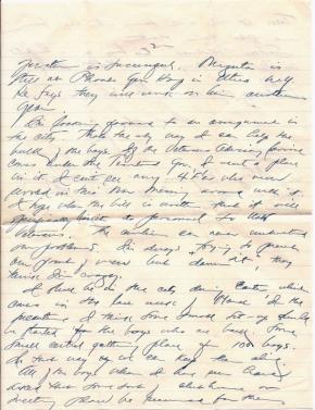 Capt Jack Mizuha, 01/10/1945, page 3
