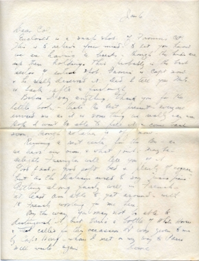 Capt K Kometani, 01/06/1945, page 1