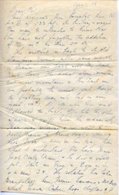 Capt K Kometani, 04/16/1945, page 5
