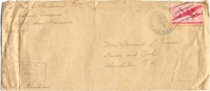Col. Blair E. Henderson, 6/29/1945