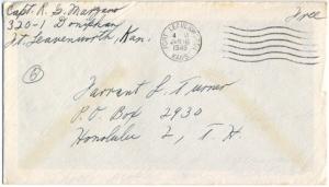Capt. Rocco G Marzano, January 16, 1945