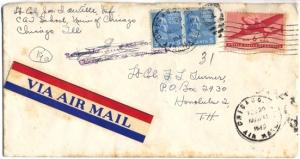 Lt. Col. Jos. I. Orville, 02/18/1945