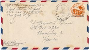 Capt R.T. Kainuma, August 20, 1944
