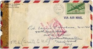 Farrant Turner, 07/29/1944
