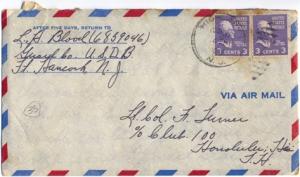 Pvt. Lee H Blood, October 23, 1946