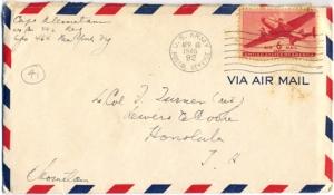 Capt K Kometani, Italy, April 16, 1945