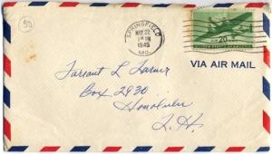 Jim, May 21, 1945