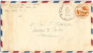 Capt K Kometani, 05/24/1944