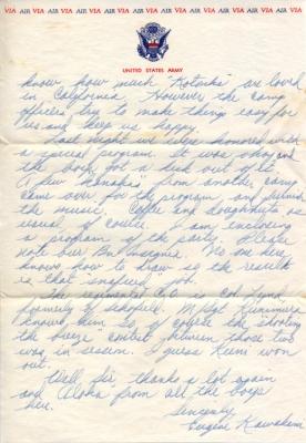 Eugene Kawakami, 11/15/1944, page 2