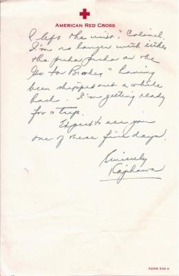 H Kajikawa, 10/26/1944, page 2