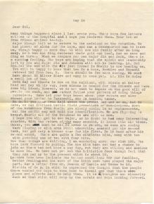 Capt K Kometani, May 24, 1944, page 1