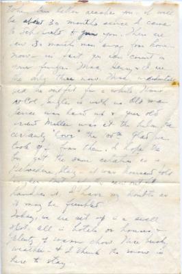 Kome, November 15, 1944 (page 2)
