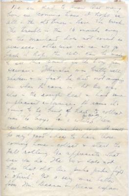 Kome, November 15, 1944 (page 3)