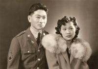 Ruth and Kiyoshi 'Jimmie' Shiramizu [Courtesy of Mel Shiramizu]