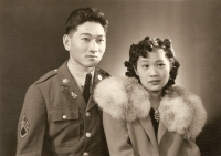 Ruth and Kiyoshi 'Jimmie' Shiramizu [Courtesy of Mel Shiramizu]