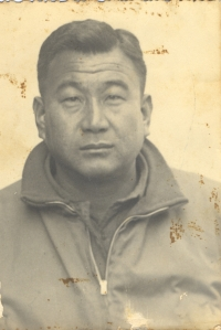 Captain Katsumi Kometani [Courtesy of Dorothy Kometani]
