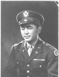 Formal portrait of Dr. Richard Kainuma [Courtesy of Bob Kainuma]