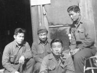 Takeo Ige, Peter Oshima, Naoji Yamagata, Chikami Hirayama [Courtesy of Goro Sumida]