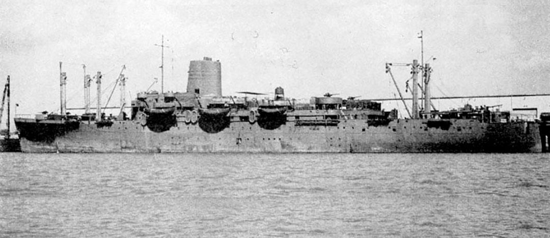 SS James Parker